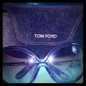 Authentic Tom Ford Sonja sunglasses w/case